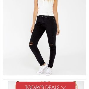 Silver Jeans Calley high rise skinny